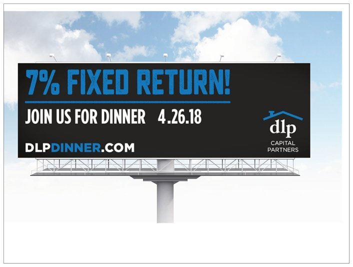 DLP Interactive Media Reaches for the Sky with Campaign for DLP Capital Partners